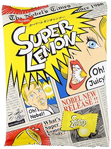 Nobel Super Lemon Candy 3.1oz