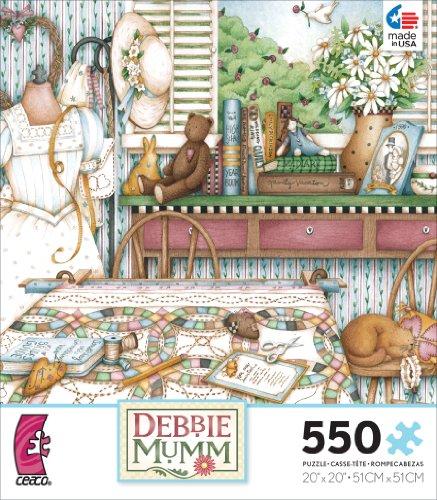 Ceaco Debbie Mumm Wedding Day Jigsaw Puzzle