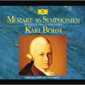 Mozart: Symphony No.12 in G, K.110 - 3. Menuetto