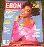 61tBzCWwG7L. SL160  Ebony Magazine, May 1991 Whitney Houston Talks About the Men in Her Life