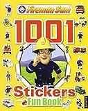 Fireman Sam 1001 Stickers Fun Book (1001 Stickers Fun Books)