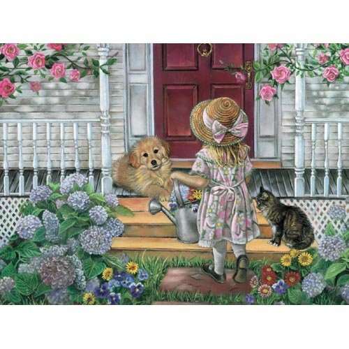 Welcome Home Jigsaw Puzzle