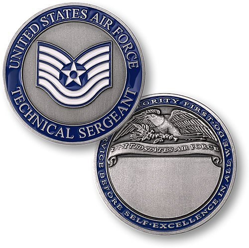 Technical Sergeant Air Force