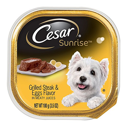 Who Makes Cesar Dog Food