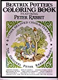 Beatrix Potter's Coloring Book Featuring Peter Rabbit & Other Beloved Characters From the Original Peter Rabbit Books (0073261319) by Potter, Beatrix
