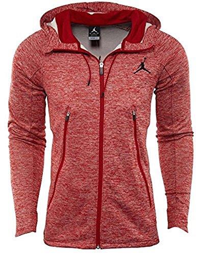 Jordan Flight Fleece Outdoor Full Zip Hoodie Mens Style: 688525-687 Size: M