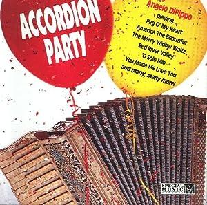 Angelo Dipippo - Accordion Party - Amazon.com Music