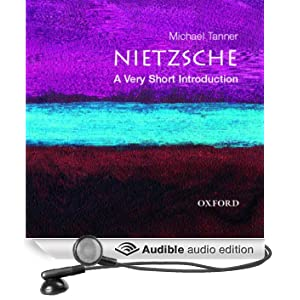Nietzsche: A Very Short Introduction (Unabridged)