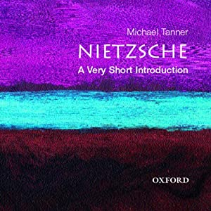 Nietzsche: A Very Short Introduction Audiobook