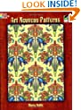 Art Nouveau Patterns (Dover Design Coloring Books)