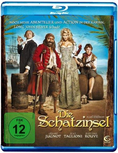 Die Schatzinsel [Blu-ray]