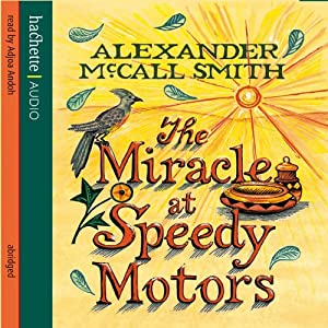 The Miracle at Speedy Motors Audiobook