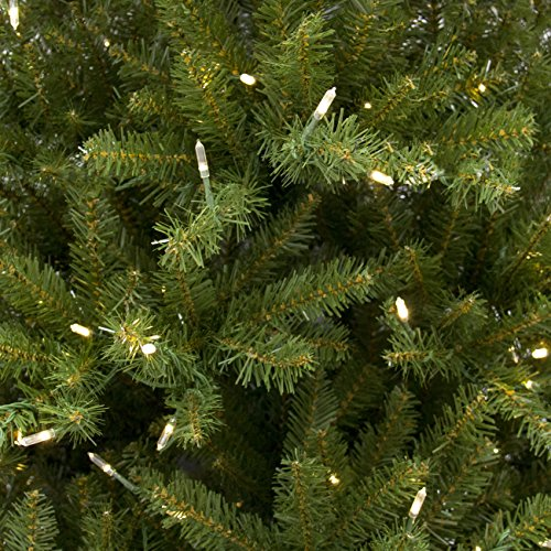 Best Choice Products 7.5′ Prelit Fir Hinged Artificial Christmas ...