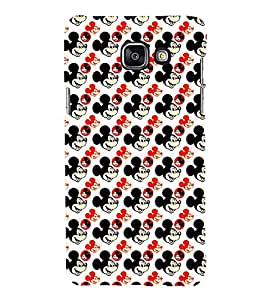 Vizagbeats Micky Mouse Back Case Cover for SAMSUNG A5 2016
