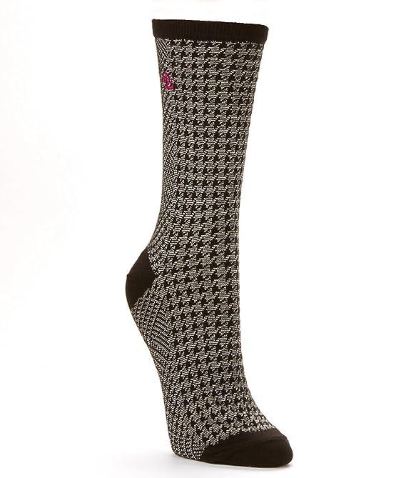 Houndstooth Trouser Socks