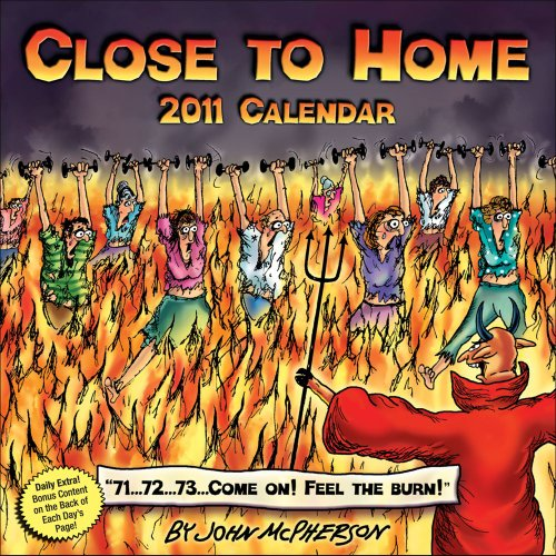 Close to Home: 2011 Day-to-Day Calendar