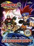 echange, troc Takafumi Adachi - Beyblade Metal Fusion : Le livre d'activités