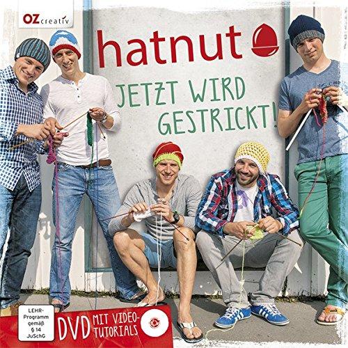 hatnut - Jetzt wird gestrickt! (Taschenbuch)