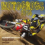 Motocross 2014: 16 Month Calendar - September 2013 through December 2014