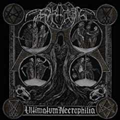 Ultimatum Necrophilia [+digital booklet]