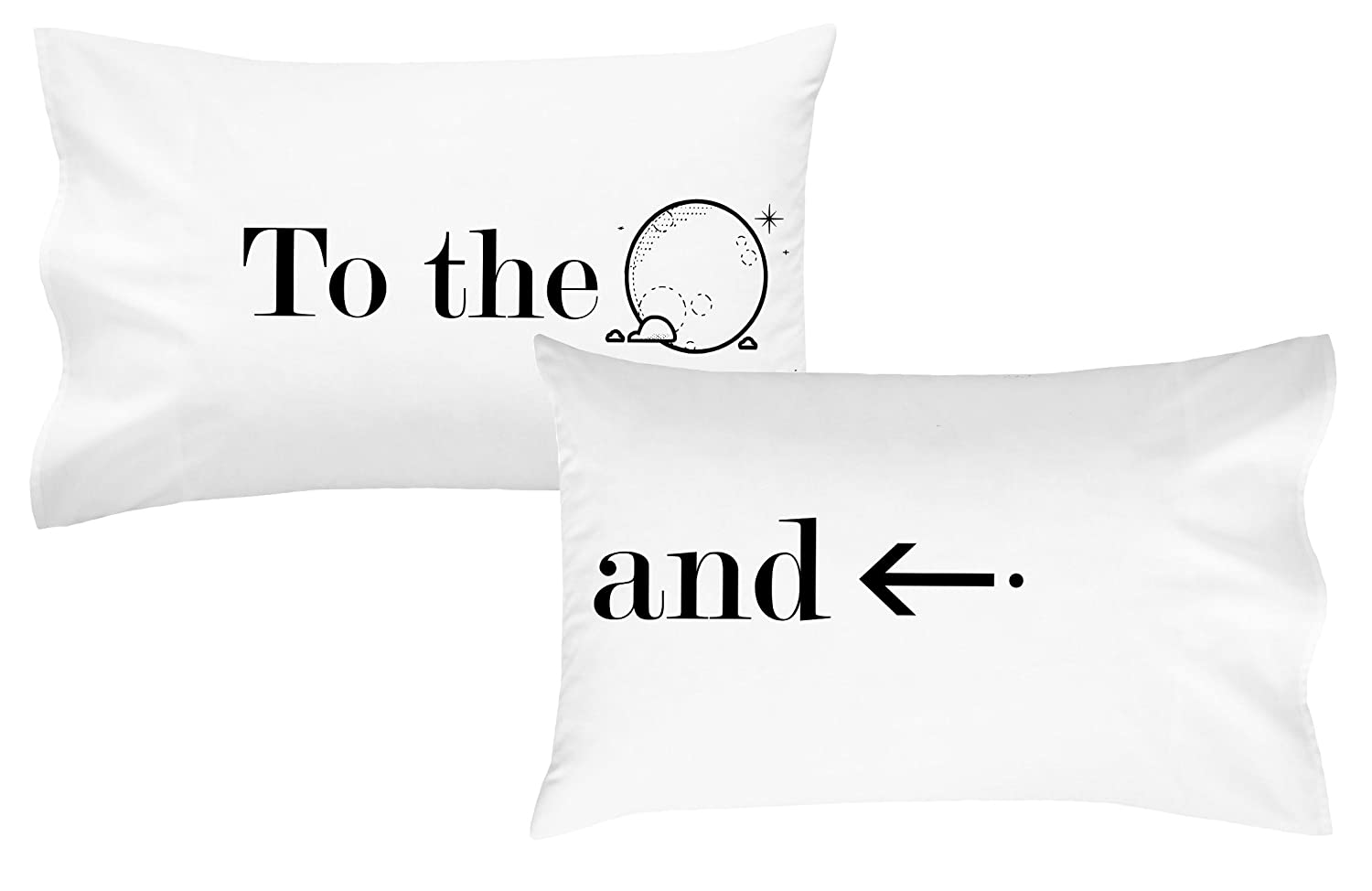 His And Her Wedding Anniversary Gifts : ... His and Her Wedding Anniversary Gift (2 Standard / Queen Size