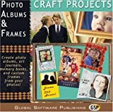 GSP Photo Albums & Frames Craft Projects