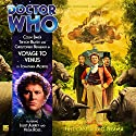 Doctor Who - Voyage to Venus Audiobook by Jonathan Morris Narrated by Colin Baker, Trevor Baxter, Christopher Benjamin
