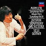 マーラー:交響曲第9番&第10番「アダージョ」