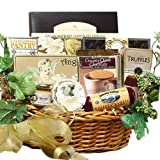 Art of Appreciation Gift Baskets   Grand Edition Gourmet Food Basket - MEDIUM