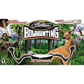 Matthews Bow Hunting With Bow Bundle: Nintendo Wii: Video Games