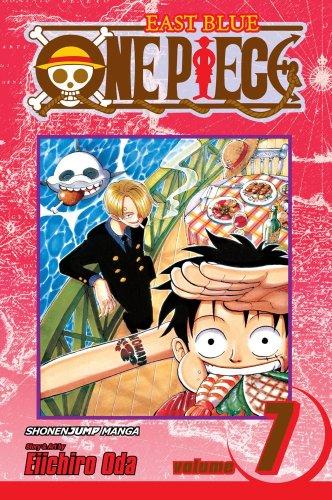 ONE PIECE ワンピース コミック7巻 (英語版)