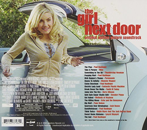 Original album cover of The Girl Next Door Original Motion Picture Soundtrack by Various