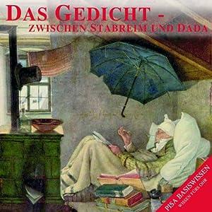 Das Gedicht. Zwischen Stabreim und Dada (PISA-Basiswissen Deutsch) Hörbuch