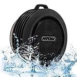Mpow Buckler Bluetooth Wireless Water...