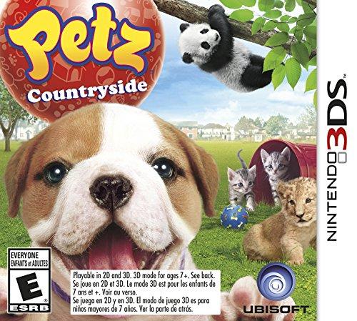 Petz Countryside - Nintendo 3DS - 1