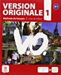 Version originale, m�thode de fran�ai...
