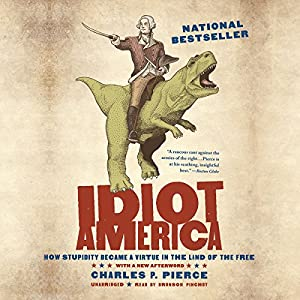 Idiot America Audiobook