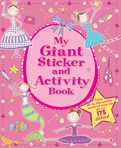 My Giant Sticker and Activity Book (Giant Sticker & Activity Fun)