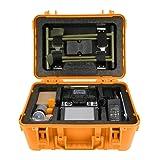 100-240V Fusion Splicer Kit,FS-60C Fiber Fusion Splicer,Fusion Splicing in 9 Seconds,High-Speed Image Processing for Optical Fiber(US Plug)