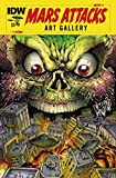 img - for Mars Attacks Art Gallery #1 book / textbook / text book
