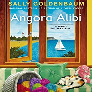 Angora Alibi: Seaside Knitters, Book 7 | [Sally Goldenbaum]