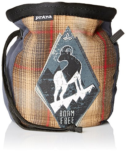 prAna Limited Edition Chalk Bag, One Size, Brown