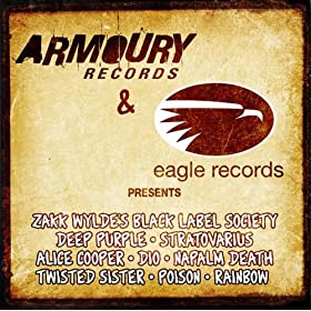 Eagle-Armoury Records 2009 Metal/Hard Rock Sampler [Explicit]: Various Artists