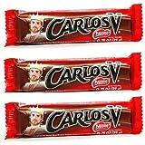 Carlos V Chocolate Bar by Carlos V