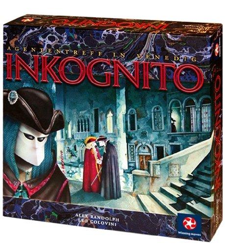 Inkognito – von Alex Randolp & Leo Colovini online kaufen