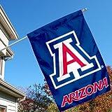 Arizona Wildcats U of A College House Flag