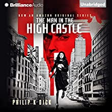 The Man in the High Castle | Livre audio Auteur(s) : Philip K. Dick Narrateur(s) : Jeff Cummings