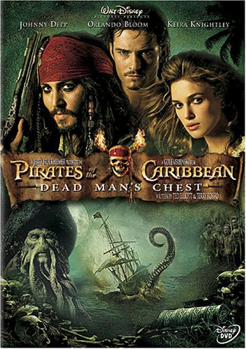 Pirates of the Caribbean - Dead Man's Chest (Widescreen Edition)