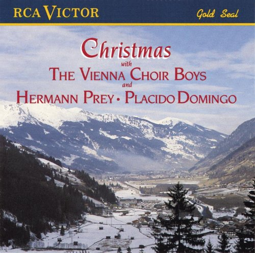 Christmas with The Vienna Choir Boys and Hermann Prey & Placido Domingo by Carl Thiel, Christmas Traditional, Anonymous, Johann Franz von Herbeck and Franz Xaver Gruber