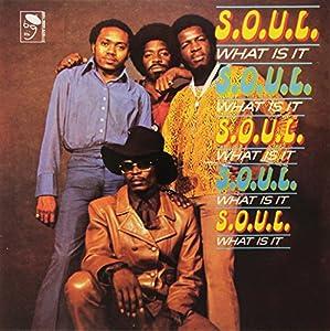 Soul What Is It [VINYL]